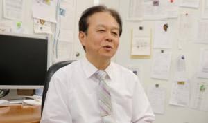 白川哲夫 教授