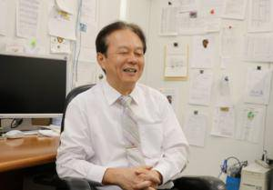 小児歯科 白川哲夫教授